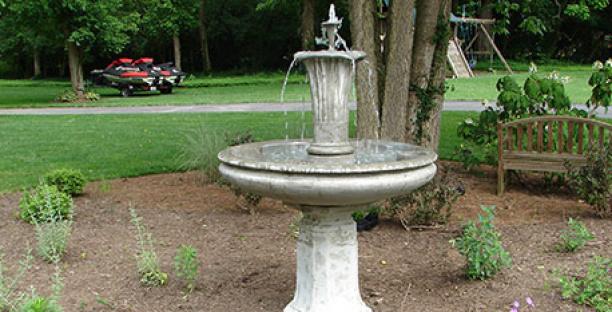 Concrete Fountains Stone Fountains
