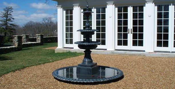 Aluminum Fountains