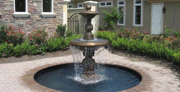 Bronze Fountains