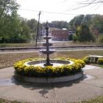 Aluminum Fountain