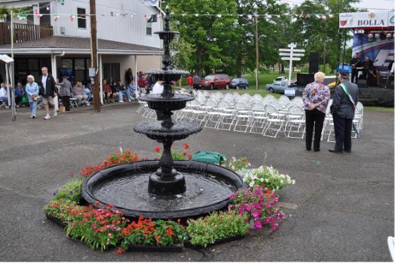 Fountain 1s